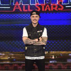 Adrián Rodríguez en la presentación de 'Levántate All Stars'