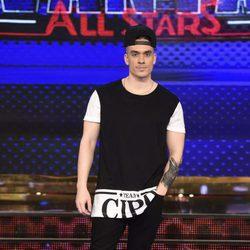 Christian Mulas en la presentación de 'Levántate All Stars'