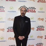 Fele Martínez en la premiere de la película 'La noche que mi madre mató a mi padre' en Madrid