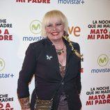 Josele Román en la premiere de la película 'La noche que mi madre mató a mi padre' en Madrid