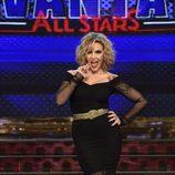 Silvia Superstar en la presentación de 'Levántate All Stars'