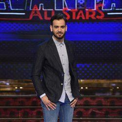 Manuel Cortés en la presentación de 'Levántate All Stars'
