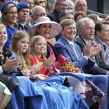 La Familia Real de Holanda se divierte en el Día del Rey 2016