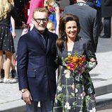 El Príncipe Bernardo de Holanda reaparece tras su enfermedad para celebrar el Día del Rey 2016