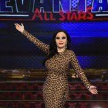 Alaska en la presentación de 'Levántate All Stars'