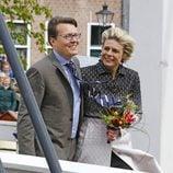 El Príncipe Constantin de Holanda y la Princesa Laurentien se divierten en el Día del Rey 2016