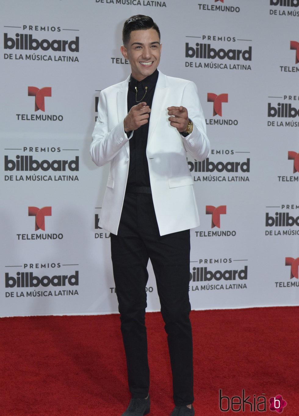 Luis Coronel En Los Billboard Latin Awards 2016 Foto En Bekia
