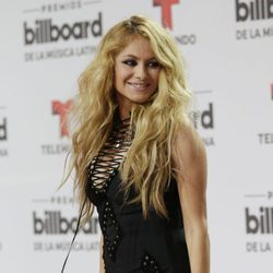 Paulina Rubio en los Billboard Latin Awards 2016