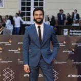 Antonio Velázquez en la alfombra roja del Festival de Málaga de 2016