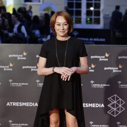 Gracia Querejeta en el Festival de Málaga de 2016