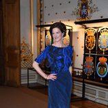 Anna Kinberg Batra en la cena de gala en el 70 cumpleaños del Rey Gustavo de Suecia