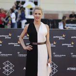 Maggie Civantos en la clausura del Festival de Málaga 2016
