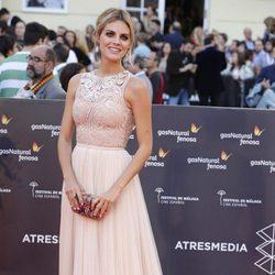 Amaia Salamanca en la clausura del Festival de Málaga 2016