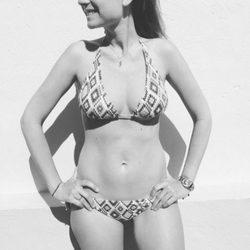 Lourdes Montes en bikini