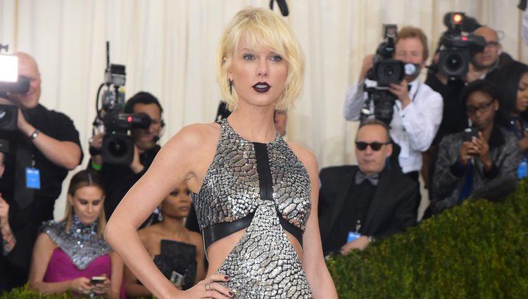Taylor Swift en la Gala Met 2016