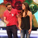 Cristina Pedroche y Dani Rovira en 'El Hormiguero'
