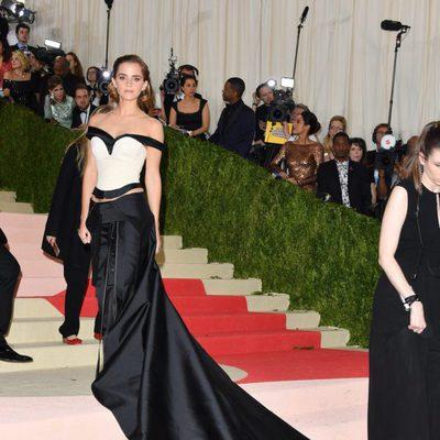 Emma Watson en la Gala Met 2016
