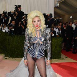 Lady Gaga en la Gala Met 2016