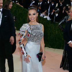 Thalía en la Gala Met 2016