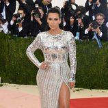 Kim Kardashian en la Gala del MET 2016