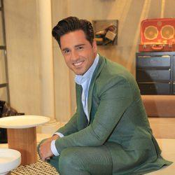 David Bustamante en la presentación de 'Top Dance'