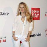 Vanesa Lorenzo en la celebración del 'Denim day' de Guess en Barcelona