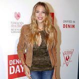 Patricia Montero en la celebración del 'Denim day' de Guess en Barcelona