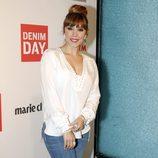 Gisela en la celebración del 'Denim day' de Guess en Barcelona