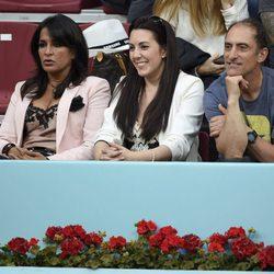 Aída Nizar en el Madrid Open 2016