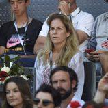 Arantxa Sánchez Vicario en el Madrid Open 2016