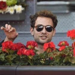 Peter Vives en el Madrid Open 2016