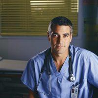 George Clooney como el Doctor Ross en 'Urgencias'