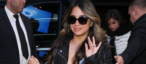 Ally Brooke, de Fifth Harmony, en Londres