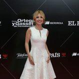 Cayetana Guillén Cuervo en los Premios Ortega y Gasset 2016