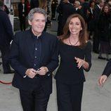 Ana Belén y Víctor Manuel en los Premios Ortega y Gasset 2016