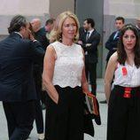 Mar Garcia Vaquero en los Premios Ortega y Gasset 2016