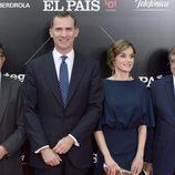 Los Reyes Felipe y Letizia en los Premios Ortega y Gasset 2016