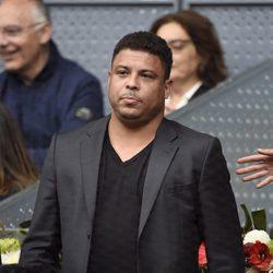 Ronaldo en el Madrid Open 2016
