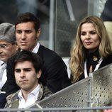 Ivan Helguera y  Lorena Casado en el torneo de tenis Madrid Open 2016