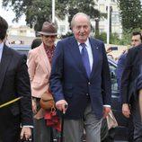 El Rey Juan Carlos en la Feria del Caballo de Jerez de la Frontera