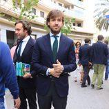 Rosauro Varo en la Feria del Caballo de Jerez de la Frontera