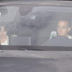 Lucas Vázquez y su novia en la fiesta del segundo cumpleaños de Sergio Ramos Rubio