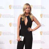 Laura Whitmore en los Premios BAFTA TV 2016
