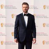 Justin Timberlake en los Premios BAFTA TV 2016