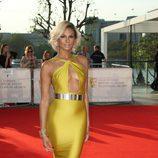 Alesha Dixon en los Premios BAFTA TV 2016