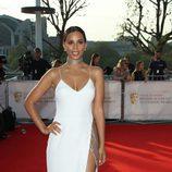 Rochelle Humes en los Premios BAFTA TV 2016