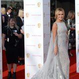 Amanda Holden en los Premios BAFTA TV 2016