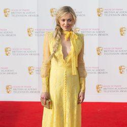 Fearne Cotton en los Premios BAFTA TV 2016