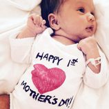 Luna Simone, la hija de John Legend y Chrissy Teigen