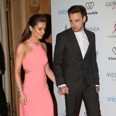 Cheryl Cole y Liam Payne, de la mano, en la Global Gift Gala 2016 en París